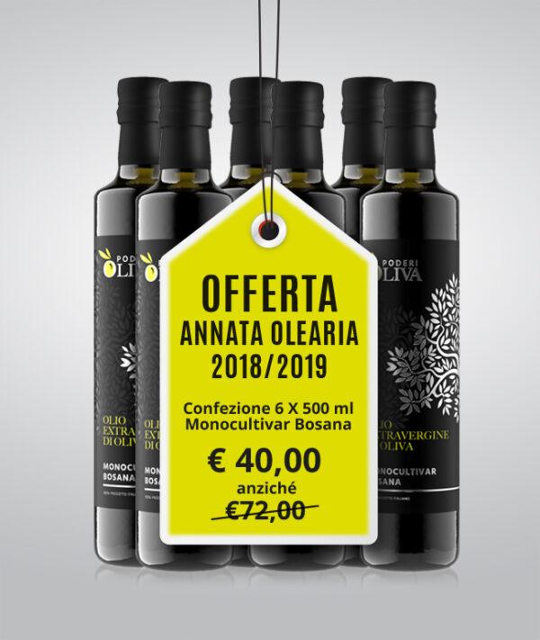 Monocultivar Poderi Oliva - offerta